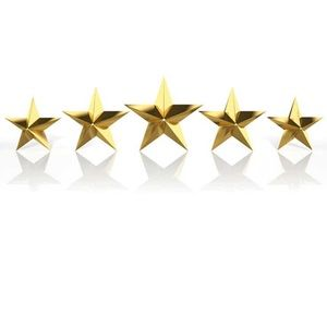 Other - I've never given less than 5 stars. Ever.